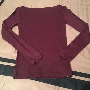 Gap Long-sleeve Knit Top